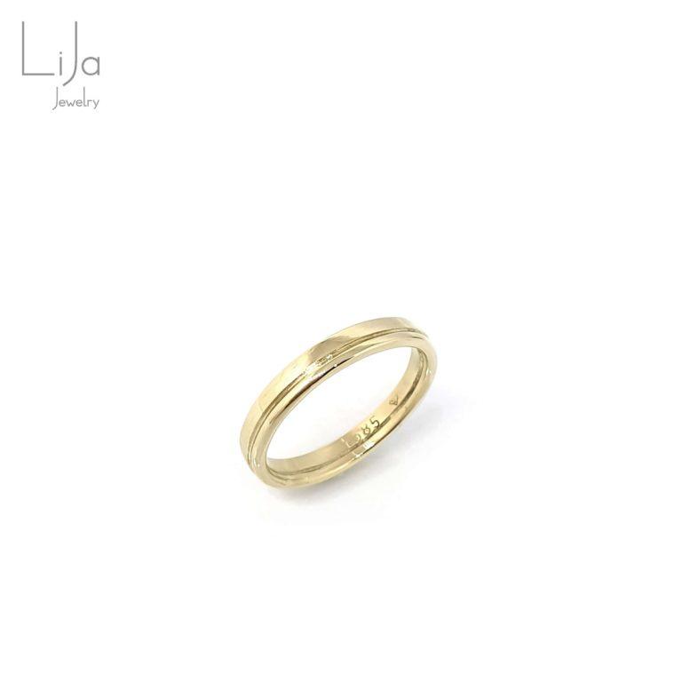 Goudsmid-LiJa-Jewelry-gouden-ring-trouwring-pinkring-14kt