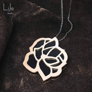 Goudsmid-LiJa-Jewelry-klinken-perspex-bloem