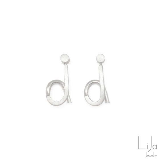 Goudsmid-LiJa-Jewelry-oorbellen-voorletters-letter-kind-mama