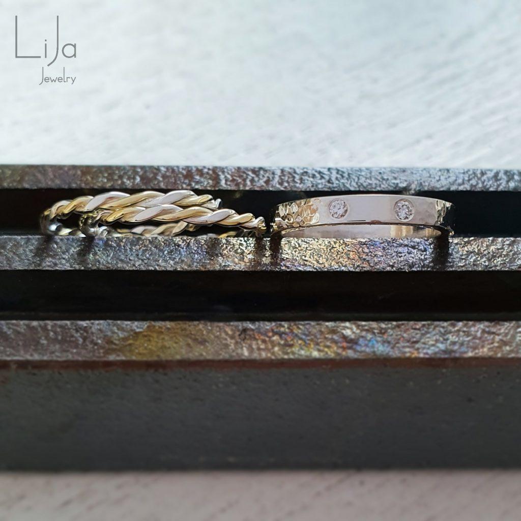 lija jewelry goudsmid zilver geelgoud diamanten maatwerk